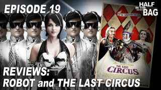 Red Letter Media: Half in the Bag: Robot and The Last Circus