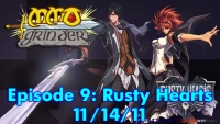 MMO Grinder: Rusty Hearts (Episode 9)