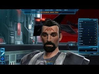 Angry Joe Show: Angry Joe Plays SWTOR - Creation, Combat & Dialogue