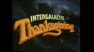 Brad Jones: DVD-R Hell: Intergalactic Thanksgiving
