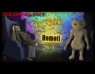 Cinema Snob: HOMOTI: THE OTHER TURKISH E.T.
