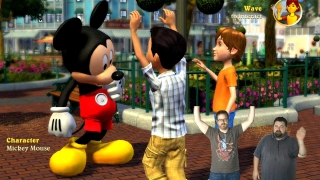 Giant Bomb: Quick Look: Kinect Disneyland Adventures