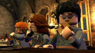 Giant Bomb: Quick Look: LEGO Harry Potter: Years 5-7