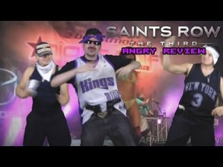 Angry Joe Show: Saints Row: The Third