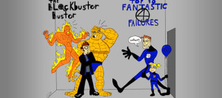 Blockbuster Buster: Top 10 Fantastic Four Failures