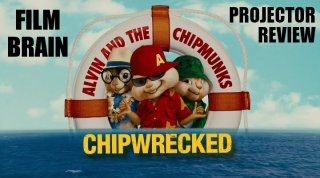 Film Brain: Projector: Alvin and the Chipmunks - Chipwrecked