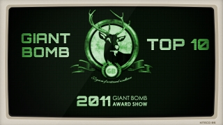 Giant Bomb: Game of the Year 2011: Giant Bomb's Top 10