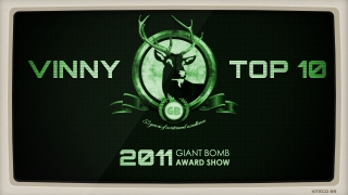 Giant Bomb: Game of the Year 2011: Vinny's Top 10