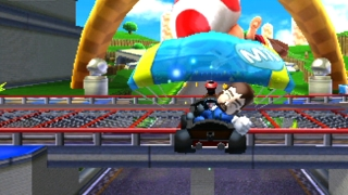 Giant Bomb: Quick Look: Mario Kart 7
