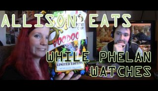 Obscurus Lupa Presents: Allison Eats While Phelan Watches