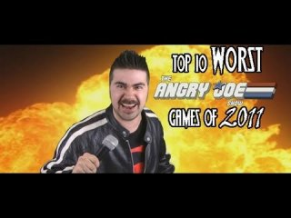 Angry Joe Show: Top 10 WORST Games 2011!