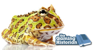 The Gaming Historian: Footnotes: Pacman Frog