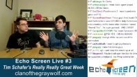 Clan of the Gray Wolf: Echo Screen Live #3 (Part 1 of 2)