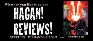 Diamanda Hagan: Hagan Commentaries: Zombeak Review