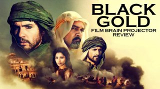 Film Brain: Projector: Black Gold (2011) (AKA Day of the Falcon)