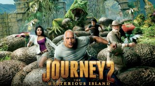 Film Brain: Projector: Journey 2 - The Mysterious Island