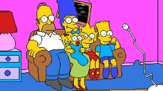 Giant Bomb: Quick Look: The Simpsons Arcade Game