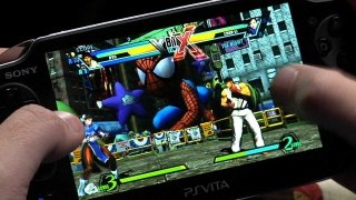 Giant Bomb: Quick Look: Ultimate Marvel vs. Capcom 3 (Vita)