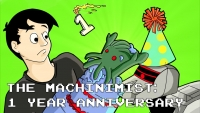 The Machinimist: One Year Anniversary!