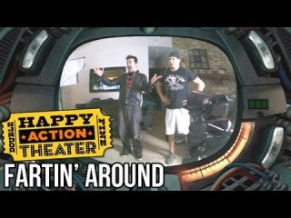 Angry Joe Show: Fartin' Around: Double Fine Happy Action Theater