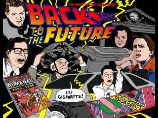 Angry Video Game Nerd: Back to the Future ReRevisited