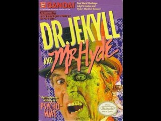 Angry Video Game Nerd: Dr. Jekyll and Mr. Hyde