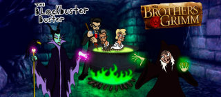 Blockbuster Buster: Brothers Grimm review
