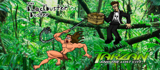 Blockbuster Buster: Tarzan & The Lost City review
