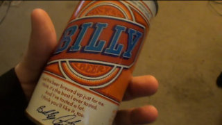 Brad Jones: Brad Tries Billy Beer
