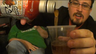 Brad Jones: Brad Tries Cola Up