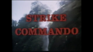 Brad Jones: The Bruno Mattei Show, Ep 17: Strike Commando