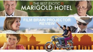 Film Brain: Projector: The Best Exotic Marigold Hotel