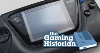 The Gaming Historian: SEGA Game Gear