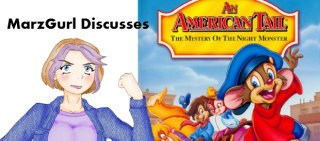 MarzGurl: An American Tail: The Mystery Of The Night Monster
