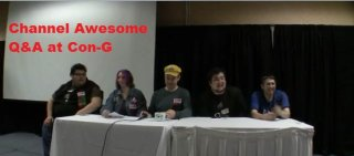 MarzGurl: Channel Awesome Q&A at Con-G