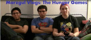 MarzGurl: MarzGurl Vlogs: The Hunger Games - Part 2