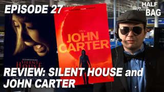 Red Letter Media: Half in the Bag: Silent House and John Carter