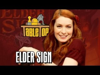 TableTop: Elder Sign: Felicia Day, Mike Morhaime, and Bill Prady join Wil on TableTop, episode 11