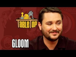 TableTop: Gloom: Amber Benson, Michele Boyd, and Meghan Camarena (Strawburry17) join Wil on TableTop