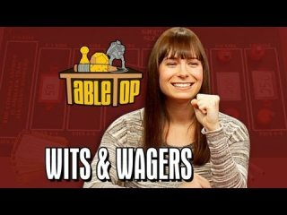 TableTop: Wits & Wagers: Veronica Belmont, Phil LaMarr, and Jimmy Wong join Wil on TableTop, episode 13