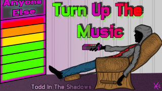 Todd in the Shadows: Turn Up the Music, Chris Brown