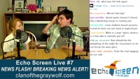 Clan of the Gray Wolf: Echo Screen Live #7 (4/18/12) - Part 1/3