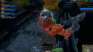 Giant Bomb: Quick Look: Warhammer Online: Wrath of Heroes