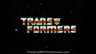 Nostalgia Critic: Transformers Cartoon