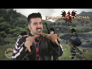 Angry Joe Show: Dragon's Dogma