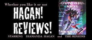 Diamanda Hagan: Diamanda Hagan reviewS Stonewall and Riot SD