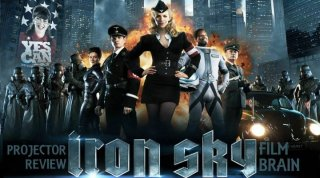 Film Brain: Projector: Iron Sky