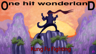 Todd in the Shadows: One Hit Wonderland: Kung Fu Fighting by Carl Douglas