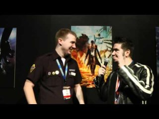 Angry Joe Show: Resident Evil 6: Angry Joe Interview