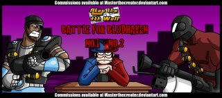 AT4W: The Battle for Bludhaven #1-2